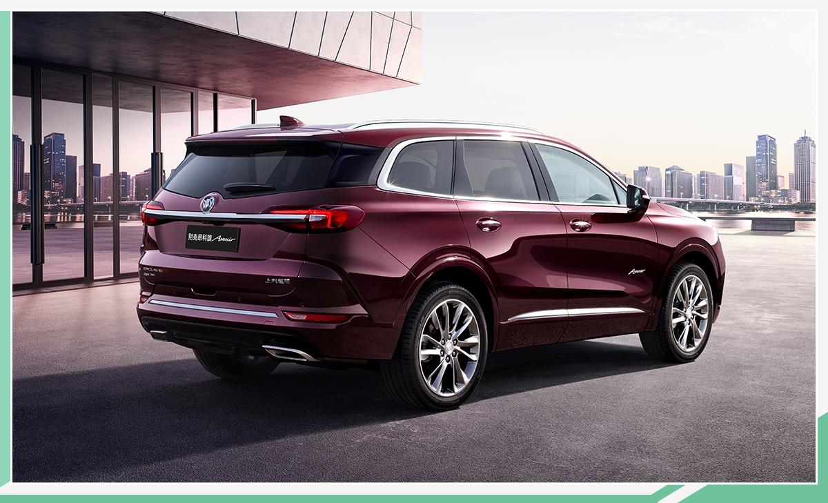 竞争丰田汉兰达 别克全新7座旗舰级SUV今日上市