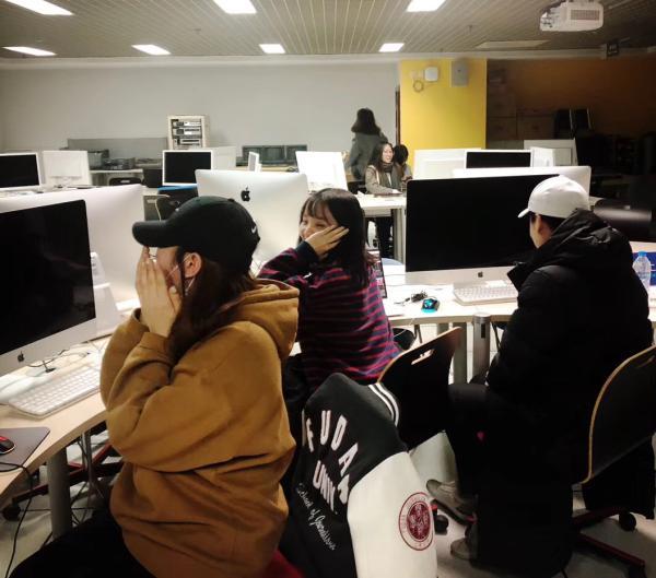 复旦新闻学院期末短视频作业:他们所看到的世界