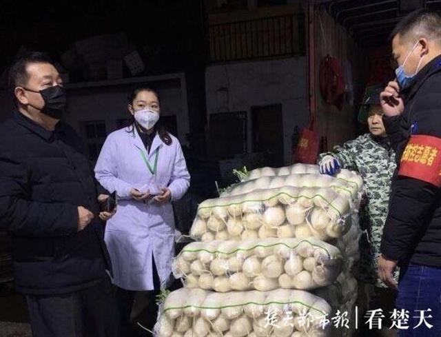 好消息!武汉两大农贸市场减免入场费用