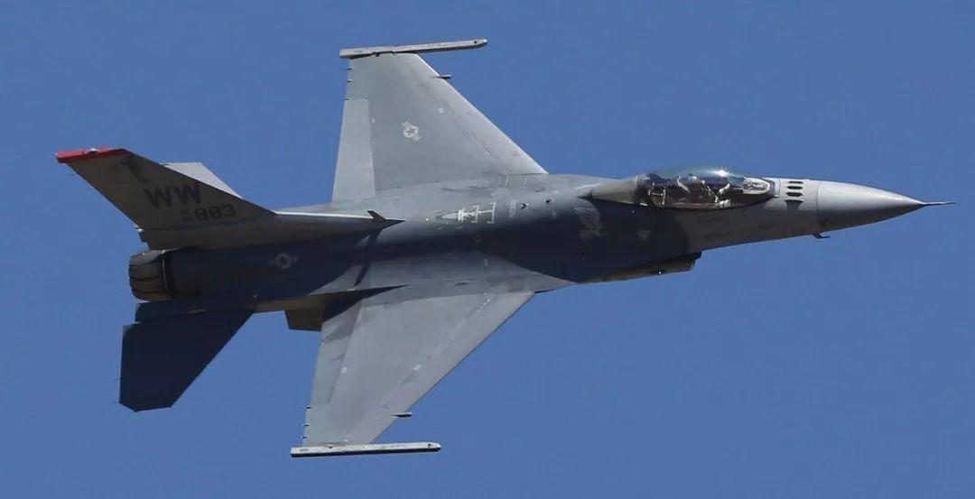 ▲材料图片:好国洛马公司制作的F-16战役机(好国空军网站)
