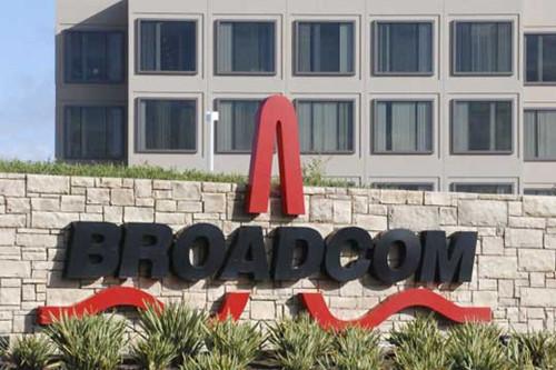 博通预计第二财季无线芯片业务营收将同比大幅下滑