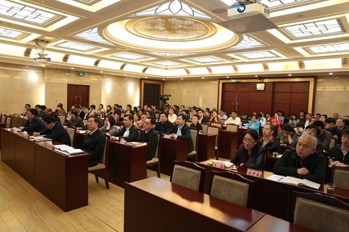 中国地震局举办震苑大讲堂第十一期讲座