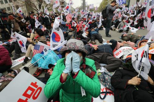 朴槿惠放弃上诉 百度热搜 图4