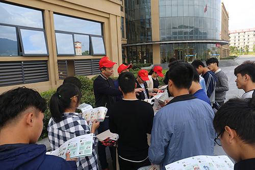 重庆双桥:200名高校大学生成立消防志愿服务队
