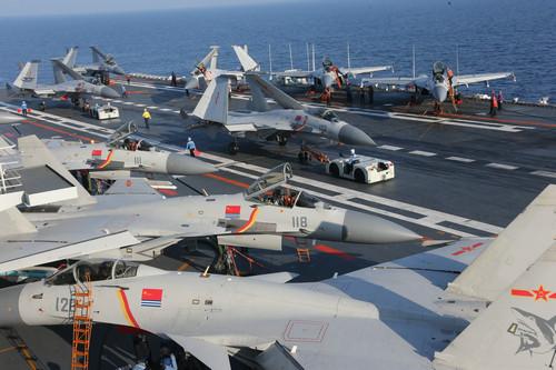 俄专家:中国双编队呼之欲出 航母大国名副其实