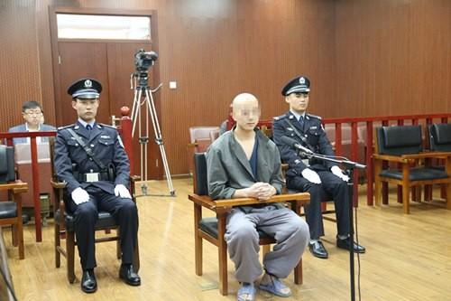 宣判现场。 北京青年报 图