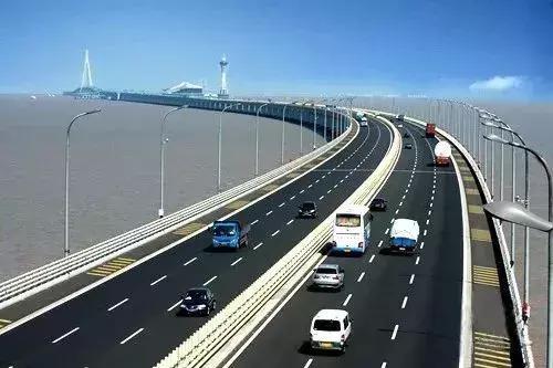 生日快乐!杭州湾跨海大桥