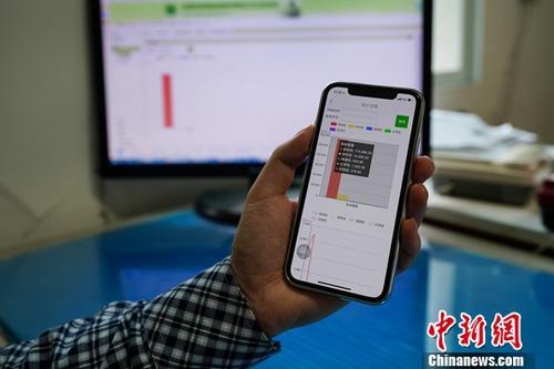 资料图:智能手机。中新社记者 贺俊怡 摄