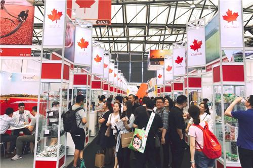 加拿大BabyGourmet贝贝美食家亮相第十九届SIAL CHINA中食展