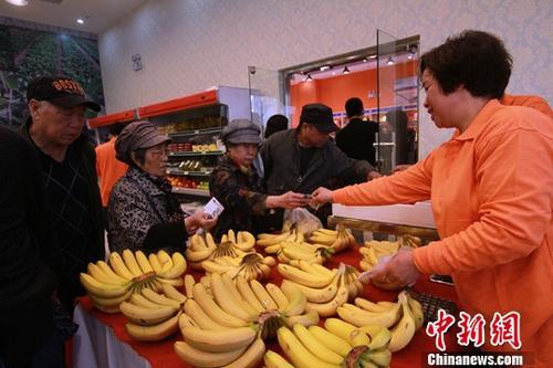 今秋水果丰收价格下降明显 预计