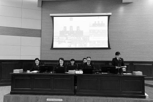 公诉人指控李学章受贿事实