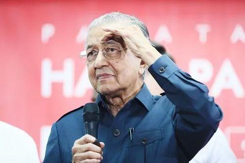 马来西亚新政府:不要激怒北京 将谨慎处理中资项目