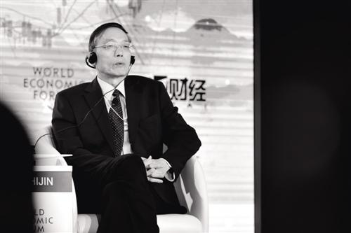 刘世锦谈金融开放:步子不能停 必要时可稍微大一点