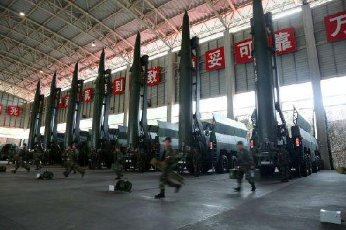 俄媒:中国或组建海基和空射导弹集群反制美部署中导