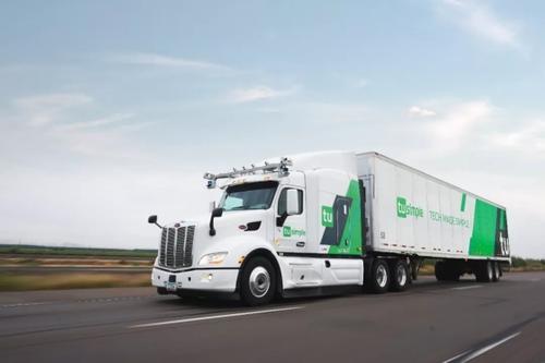 获UPS投资后 无人驾驶公司图森未来再获1.2亿美元投资