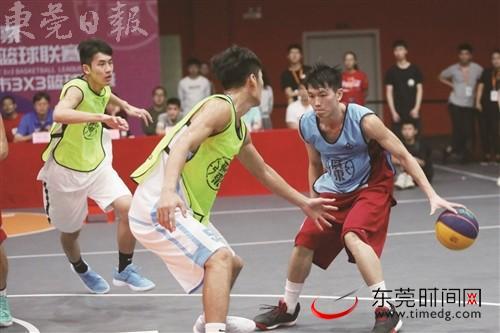 2019广东省三人篮球联赛(东莞南城赛区)下月打响冠军队伍可得奖金8000元