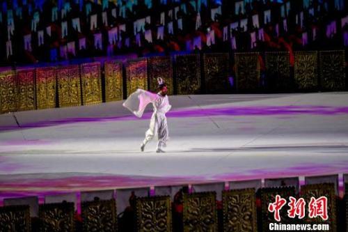 武汉军运会开幕式服装设计灵感多源于中国传统文化