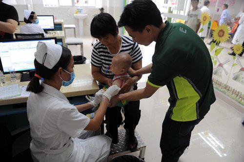 东莞凤岗:家长注意!10月18日起可接种三价流感疫苗