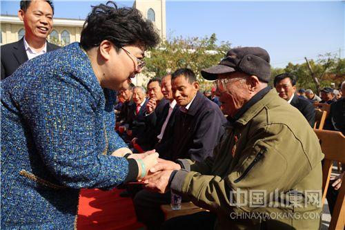 """""""曜阳关爱行动—走进扬州""""在江苏省高邮市举行"""