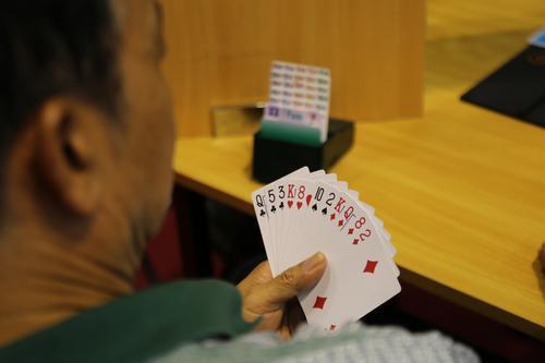 东莞第二届市民运动会桥牌比赛举行