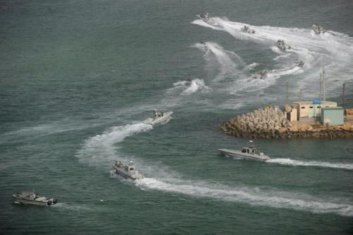 伊朗危机加重,美发表声明,增兵沙特航母也行动