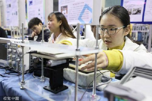 美媒:中国投资初等教导值得美国粹习