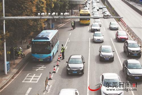 东莞近期将建设7条地铁线路 总里程超过200公里图片