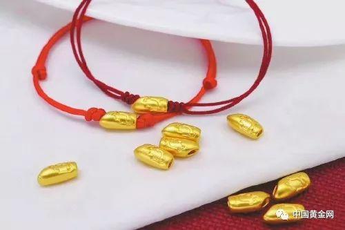 鼠年有米:金米热销春节珠宝市场