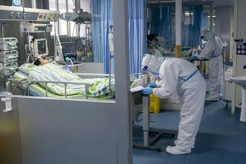 """武汉战""""疫"""",关键数据透露疫情形势哪些新变化?图片"""