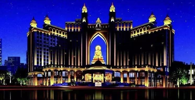 ▲权健位于江苏盐城的会议中心。 图片来源:权健官网