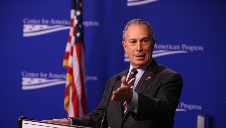 纽约市长带头造反,他希望特朗普在改变对《巴黎协定》的看法(图:edie.net)