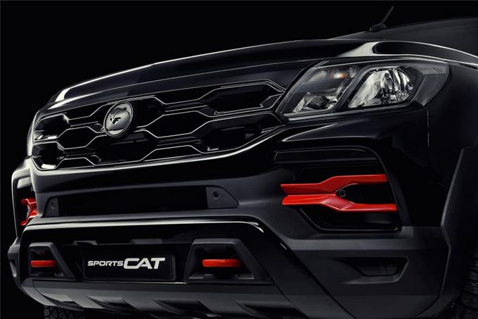 33.3万元,和DMAX同平台的皮卡地狱猫推更强性能版