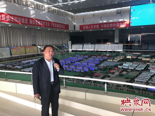 封丘李庄新区:告别滩地砖草房 两万多村民搬入现代化新社区