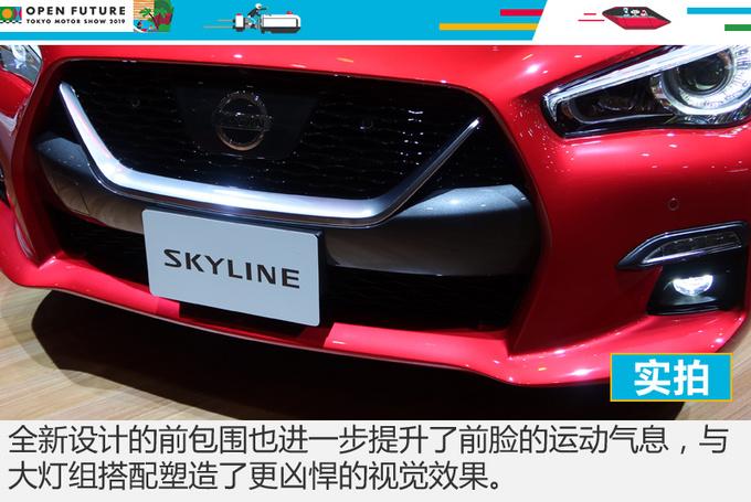 英菲尼迪Q50L换了个标 两款V6发动机真香 日产新款Skyline怎么样