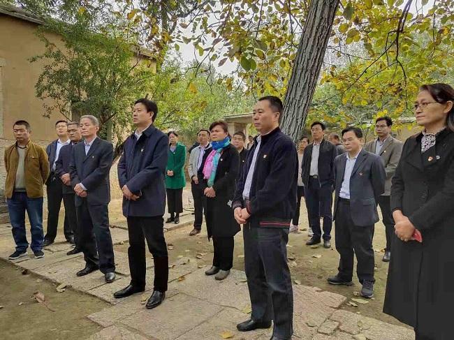 """济南市:平阴县卫生健康局开展""""不忘初心、牢记使命""""主题教育活动"""