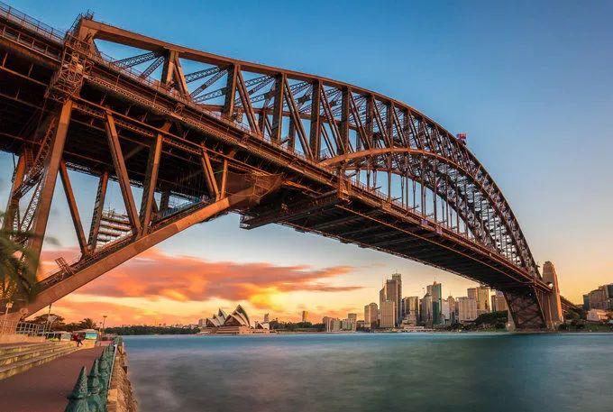 悉尼网红风景拍摄地图 | 手把手教你拍出绝美风光大片