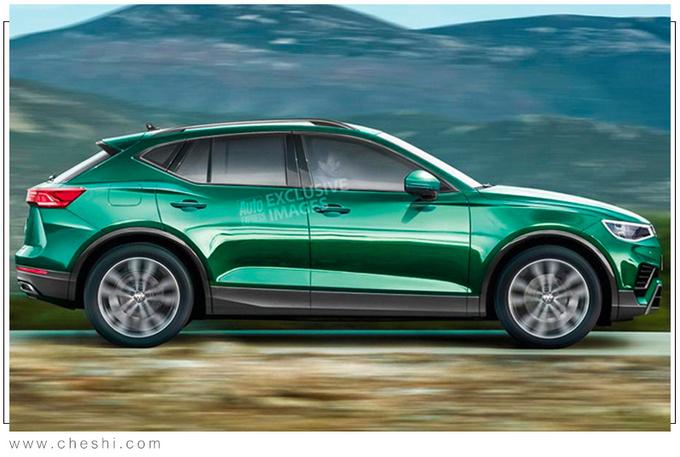 大众途观轿跑版国产 新外观+2.0T发动机还卖22万