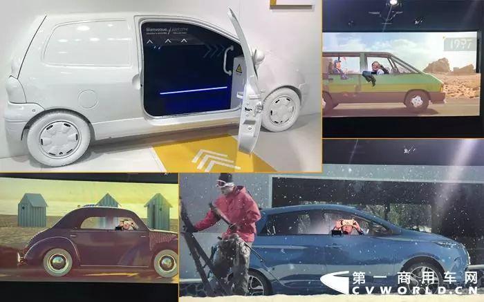 在巴黎香街开店的商用车品牌 明年就要在中国投产了!