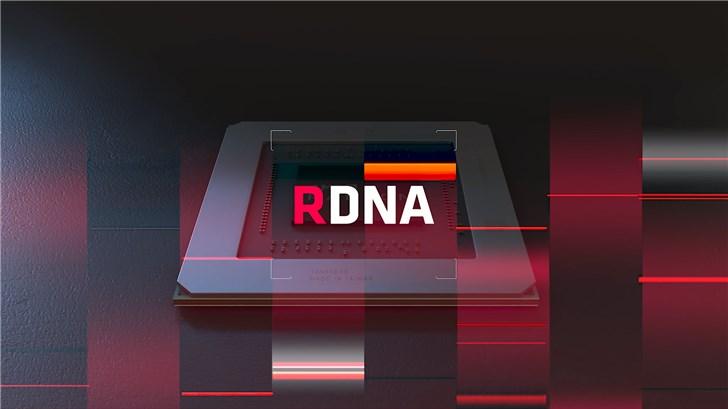 AMD RX5700M移动高端显卡曝光,未来将用于高端游戏本