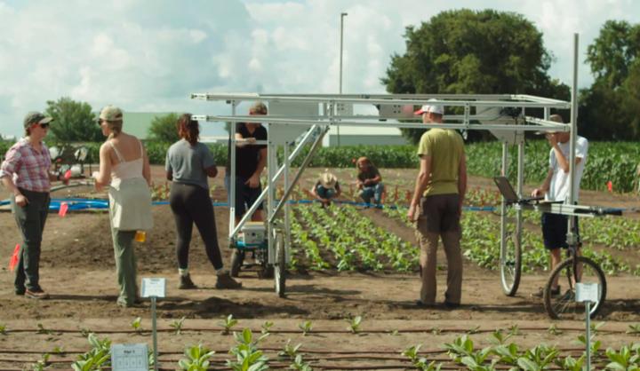 为了解决粮食危机,比尔盖茨要让庄稼长快一倍