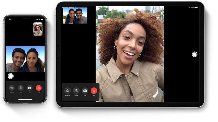 部分用户反馈称iOS 13.4设备无法与旧款设备进行FaceTime通话