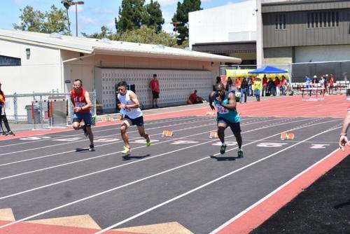 美国北加州华人文化体育协会举办运动会