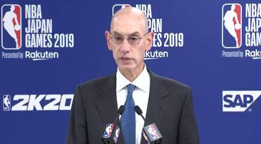 莫雷事件持续发酵,11家中国品牌宣布中止或暂停与NBA合作,肖华连夜抵达上海