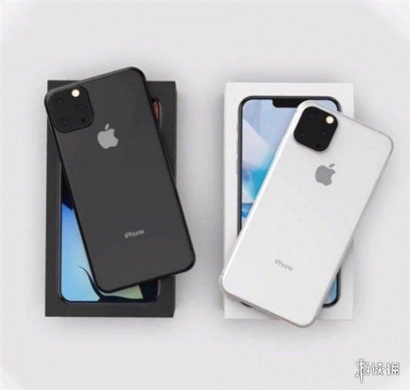 新iPhone方形浴霸三摄再现!镂空背板实物网图曝光