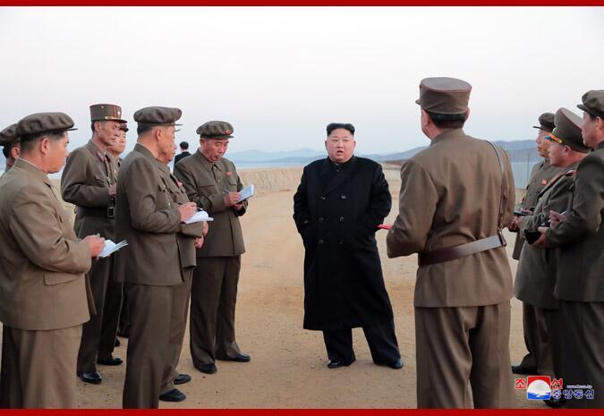 """朝鲜试验的是什么尖端武器 朝鲜成功进行新型""""尖端战术武器""""试验"""