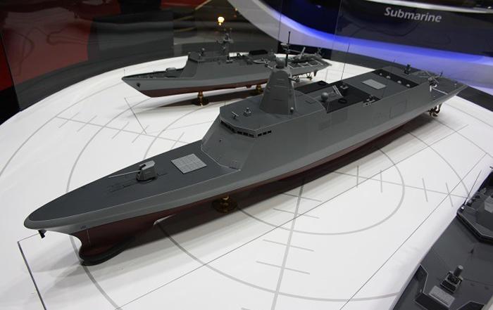 """韩媒:韩国年内启动""""迷你宙斯盾舰""""基本设计工作"""