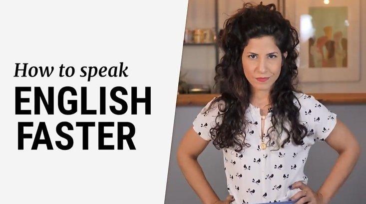如何快速流利说英语,并发音清晰