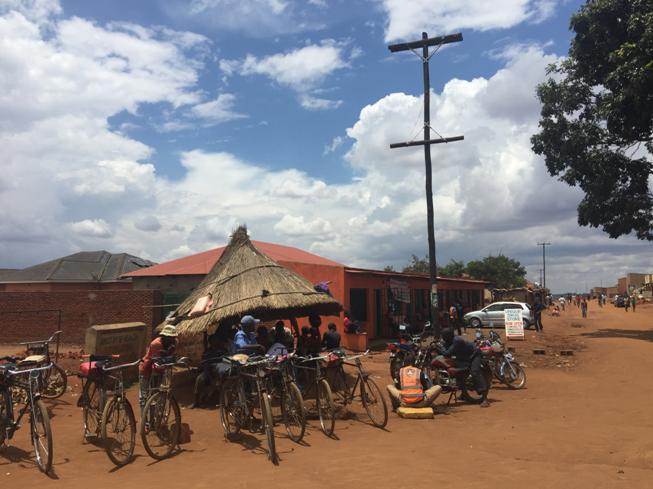 马拉维首都利隆圭。