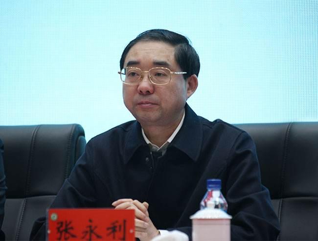 应急管理部新增一名党委委员:国家林业和草原局副局长张永利图片