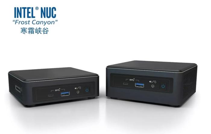 英特尔新款迷你电脑曝光:USB-C加持,12月上市